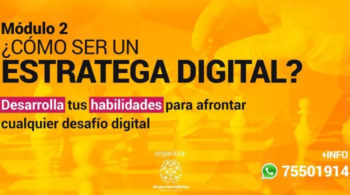 Estratega Digital Grupo Hemisferios
