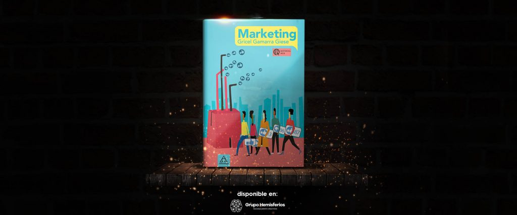 Libros Marketing Gricel Gamarra Grupo Hemisferios