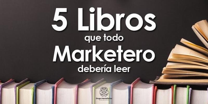 Libros Marketing Grupo Hemisferios
