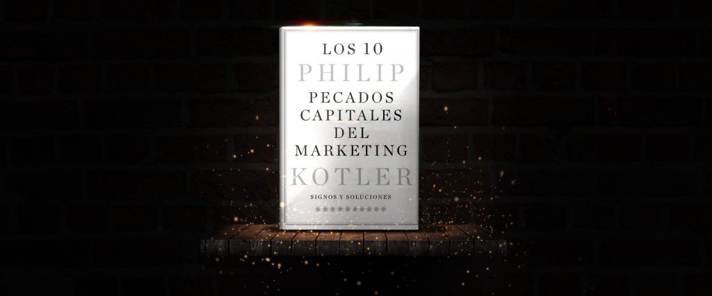 Libros Pecados Capitales Marketing Philip Kotler Grupo Hemisferios