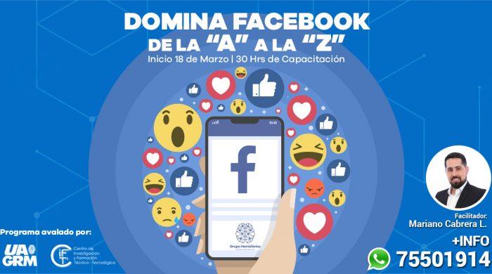 Domina Facebook Grupo Hemisferios