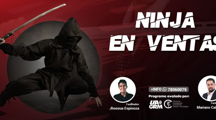rograma Ninja en Ventas Grupo Hemisferios