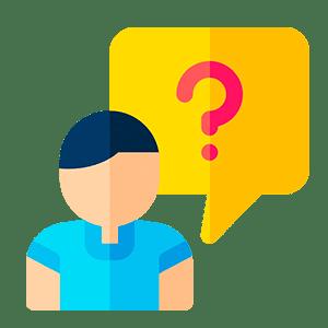 Icono preguntas frecuentes