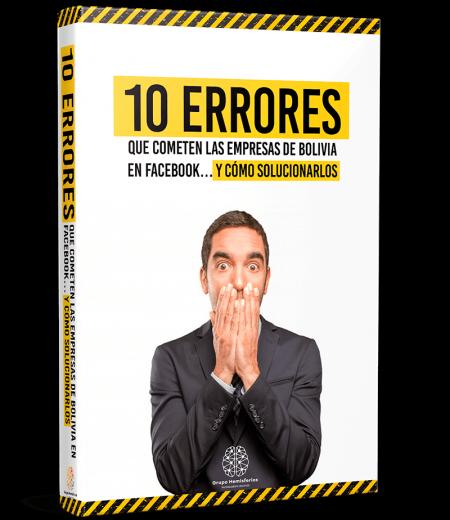 eBooks Grupo Hemisferios - 10 errores